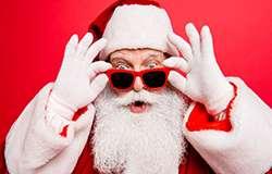 Sensor Santa
