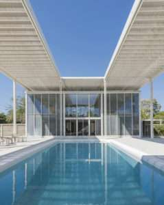 Umbrella House, Location: Sarasota FL, Architect: Paul Rudolph