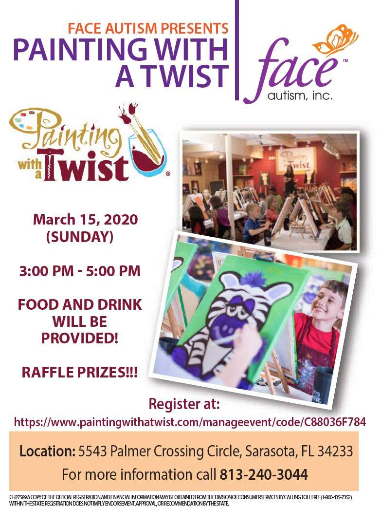 March-2020-Painting with a twist flyer