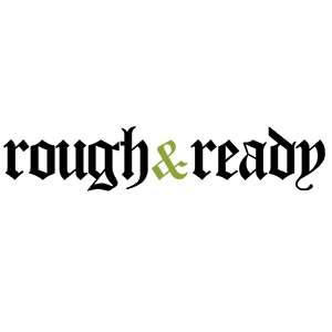 Rough & Ready Media logo